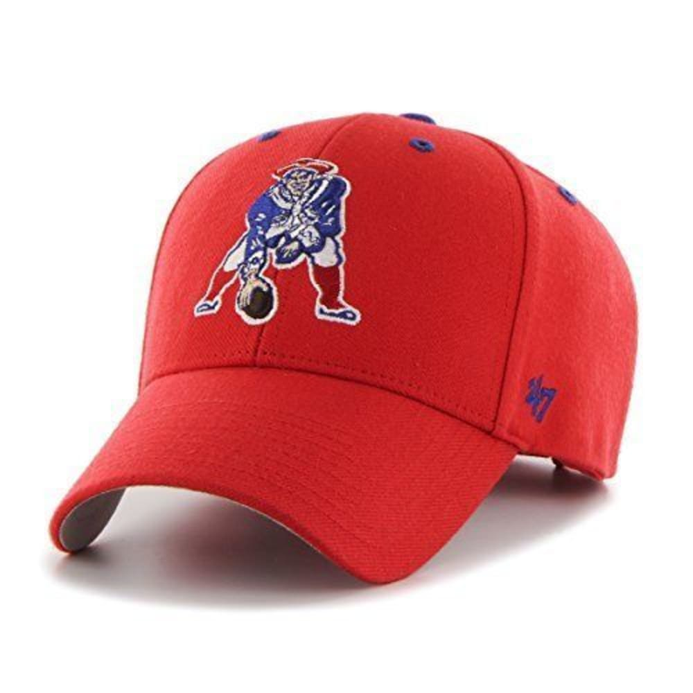 NEW ENGLAND PATRIOTS Men's Audible Hat - RED