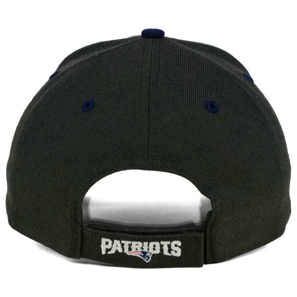 NEW ENGLAND PATRIOTS Men's Audible Two-tone Hat - GREY