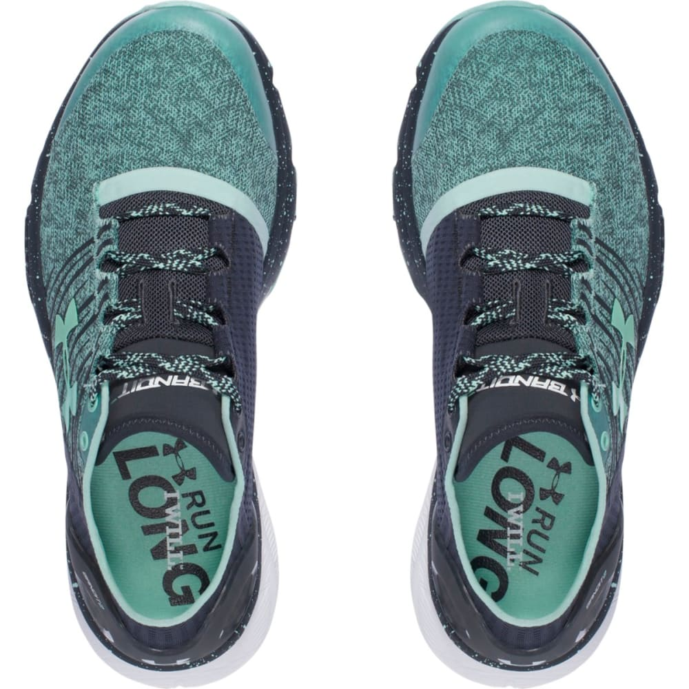 UNDER ARMOUR Women's Charged Bandit 2 Running Shoes - GREEN