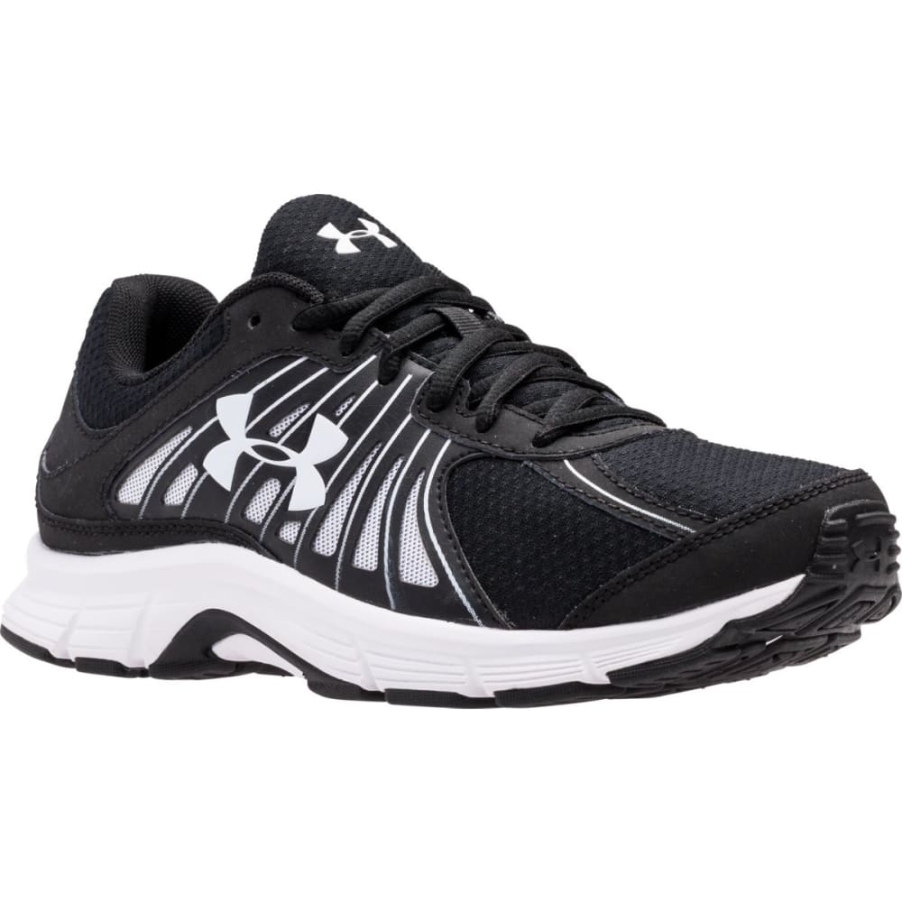 UNDER ARMOUR Women's Dash RN Sneakers - BLACK