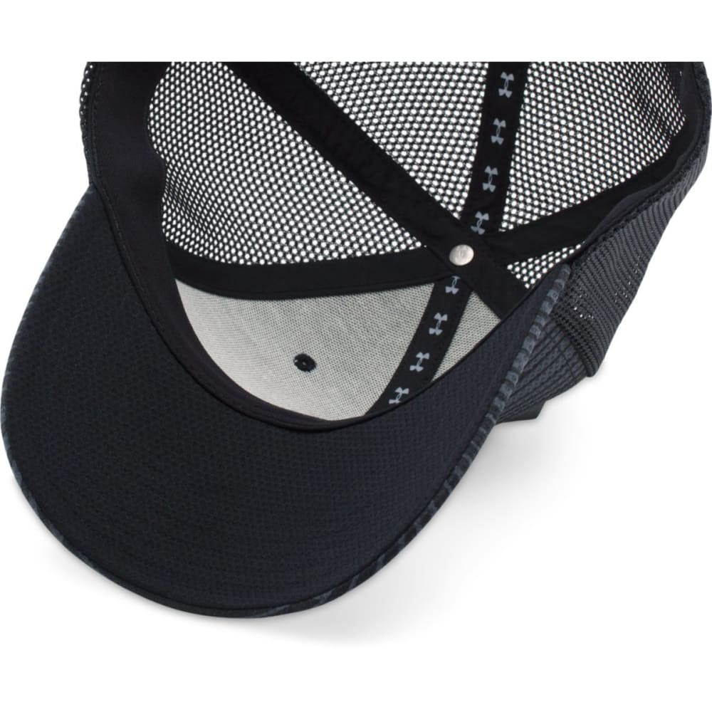 UNDER ARMOUR Men's Blitz Trucker Cap - BLACK 001