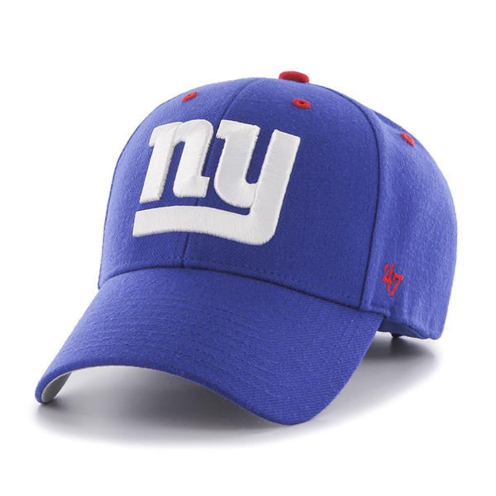 NEW YORK GIANTS Men's '47 Audible Adjustable Cap - ROYAL BLUE