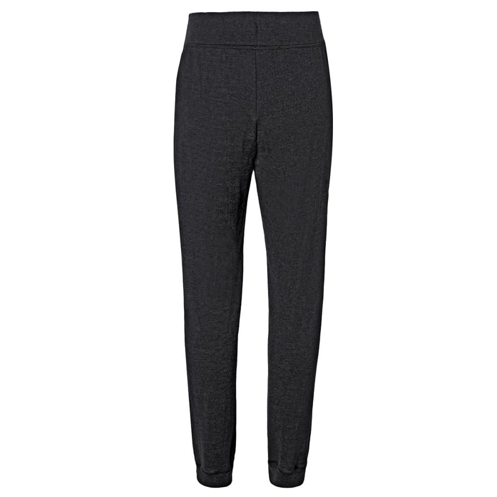 CHAMPION Women's Jersey Pocket Pants - BLACK-001
