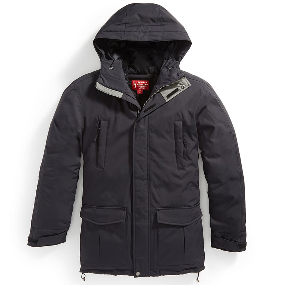 EMS® Men's North Kingdom Parka - BLACK