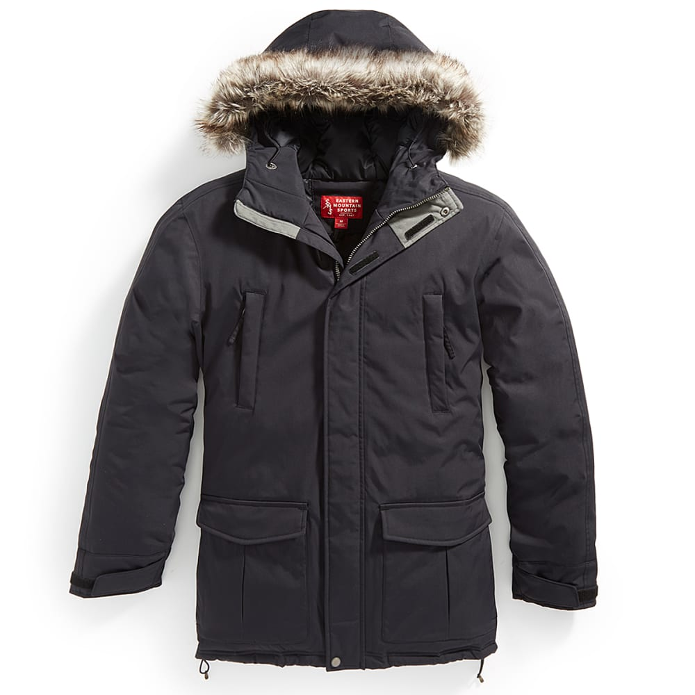 Ems(R) Men's North Kingdom Parka - Black, S