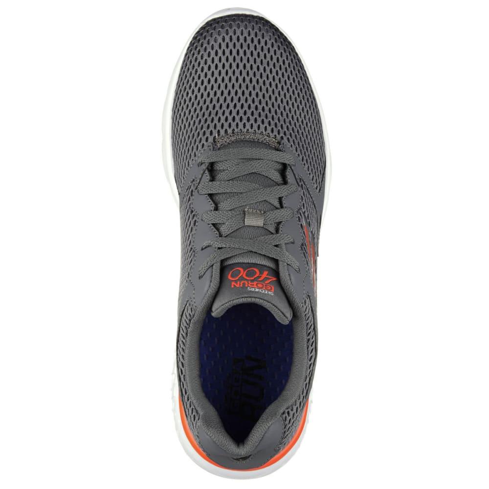SKECHERS Men's GOrun 400 Shoes - GREY