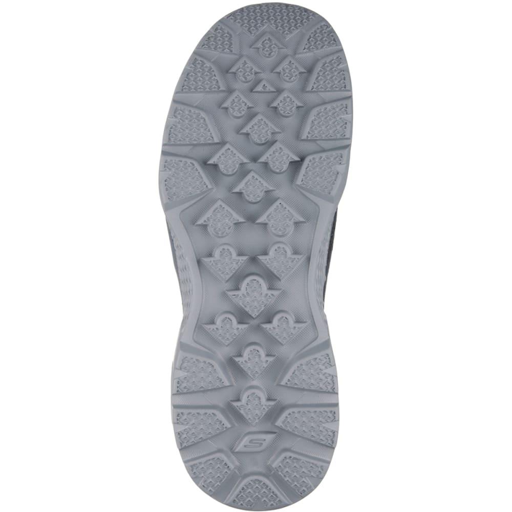 SKECHERS Men's GOwalk – Outdoor Shoes - CHARCOAL