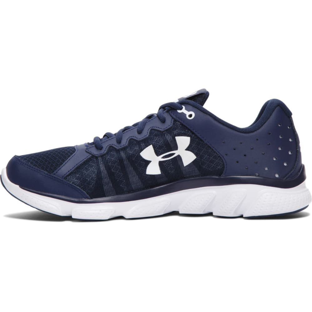 UNDER ARMOUR Men's Micro G Assert 6 Running Shoes - MIDNIGHT NAVY