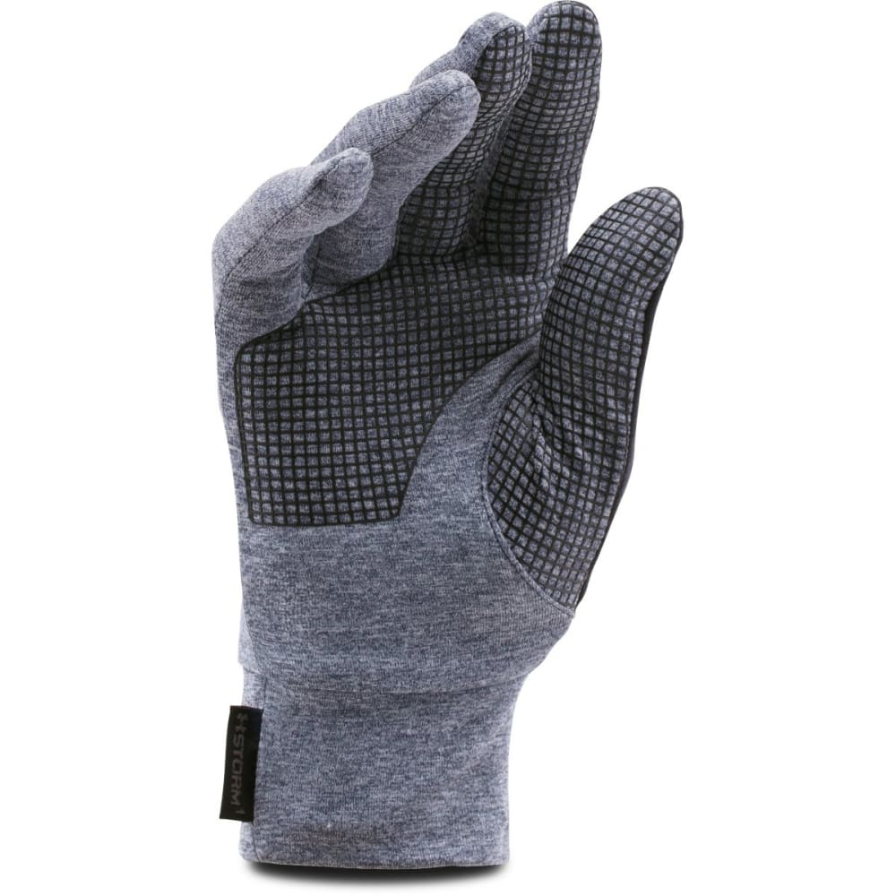UNDER ARMOUR Men's Core Run Liner Gloves - NAVY 410