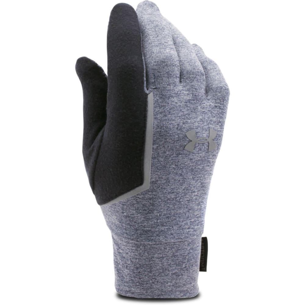 UNDER ARMOUR Men's Core Run Liner Gloves - NAVY 410