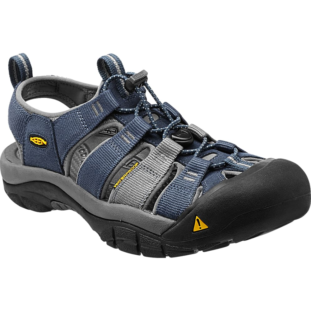 KEEN Men's Newport H2 Sandals - MIDNIGHT NAVY/N GRAY