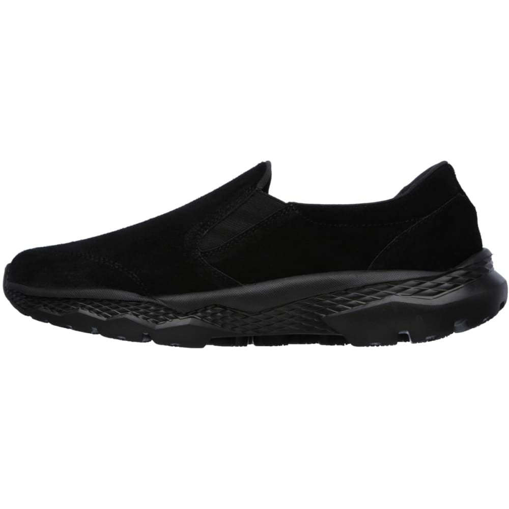 SKECHERS Men's GOwalk – Outdoor Shoes - BLACK