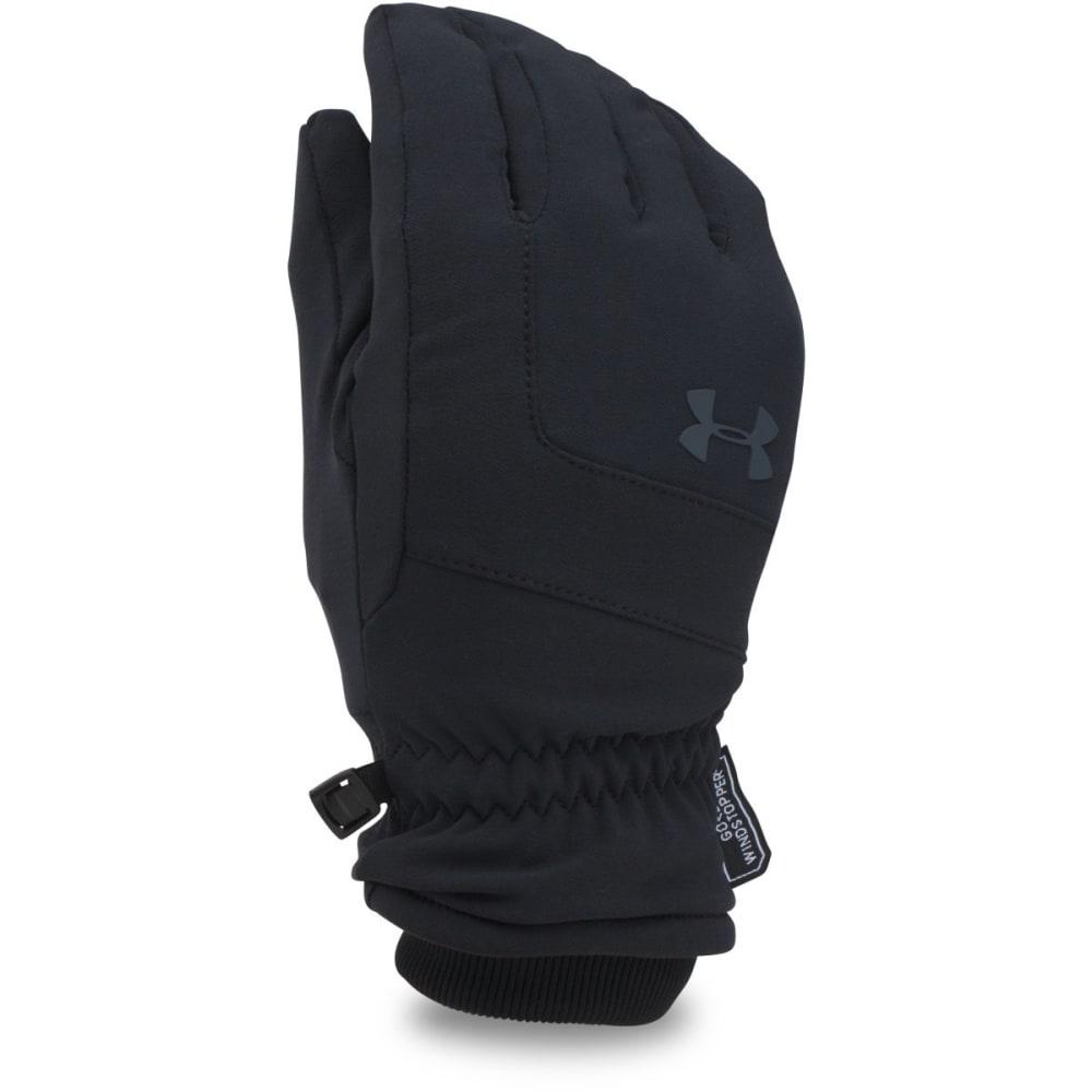UNDER ARMOUR Men's Gore Windstopper Gloves - BLACK 001