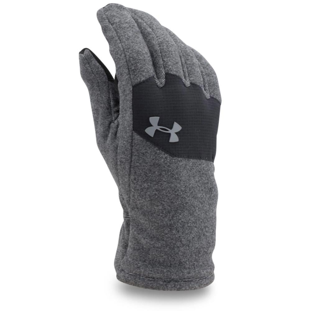 UNDER ARMOUR Men's Core Fleece Gloves - BLACK 001