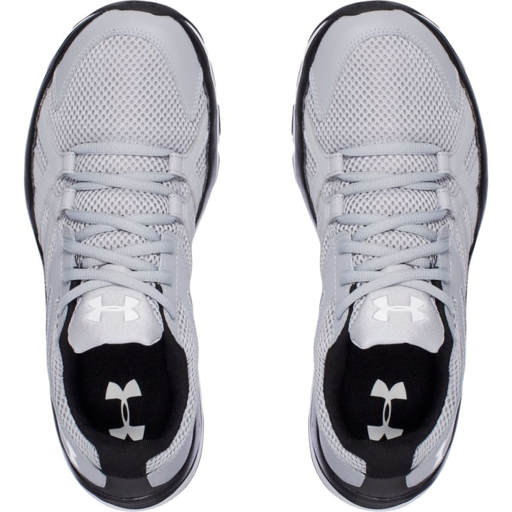 UNDER ARMOUR Men's Strive 6 Training Shoes, Wide - OVERCAST GRY
