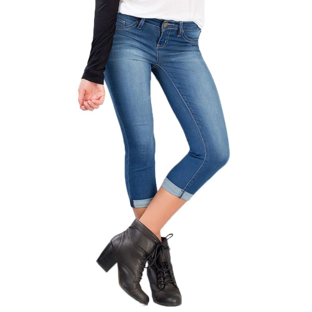 Y.M.I. Women's Luxe Flood Jeans - M08 MEDIUM