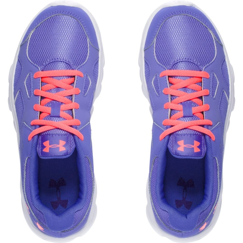 UNDER ARMOUR Girls' Grade School UA Pace AC Running Shoes - PURPLE