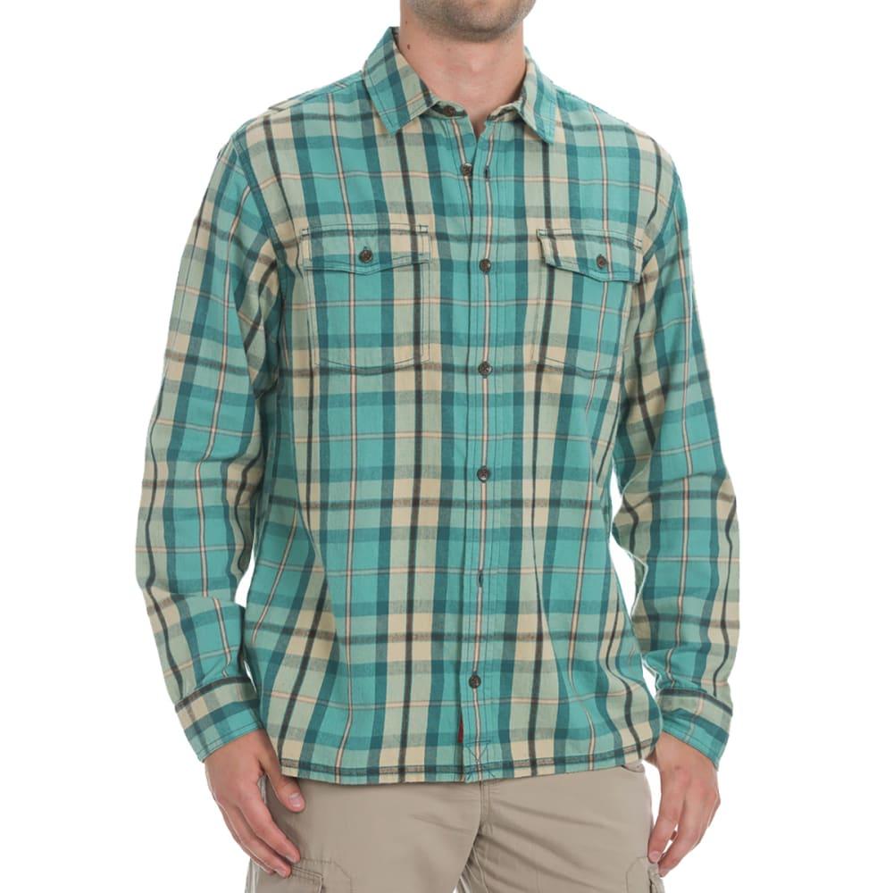 EMS Men's Timber Flannel Shirt - BALSAM