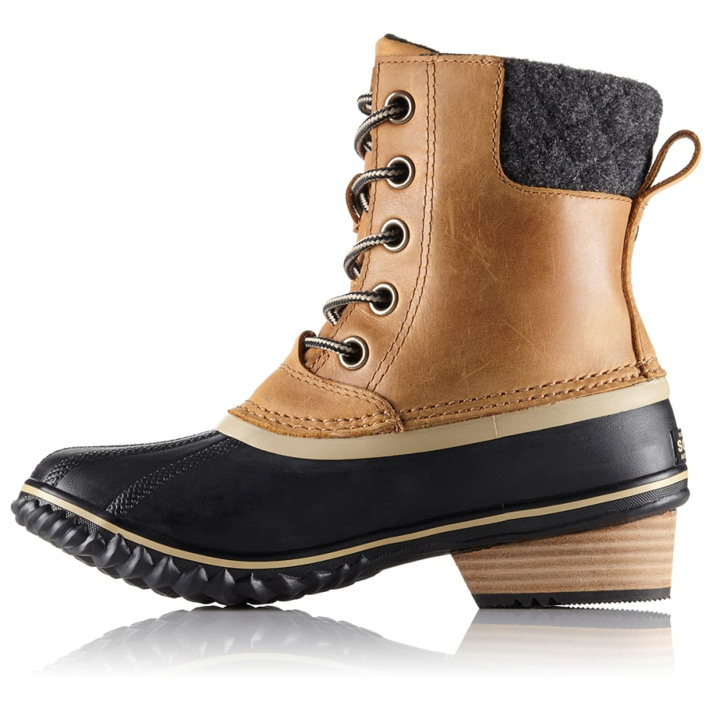 SOREL Women's Slimpack II Lace Boots, Elk - ELK-286