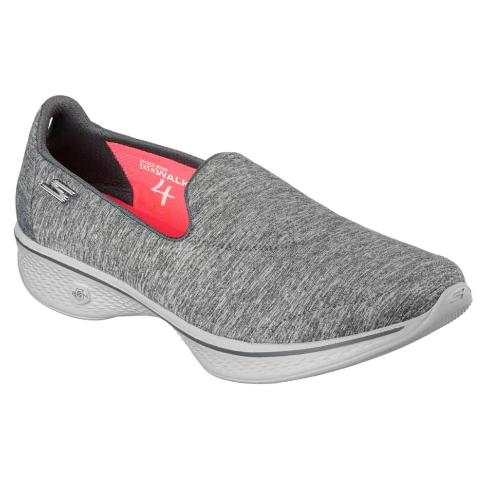 SKECHERS Women's Go Walk 4 Slip On Walking Sneakers 6