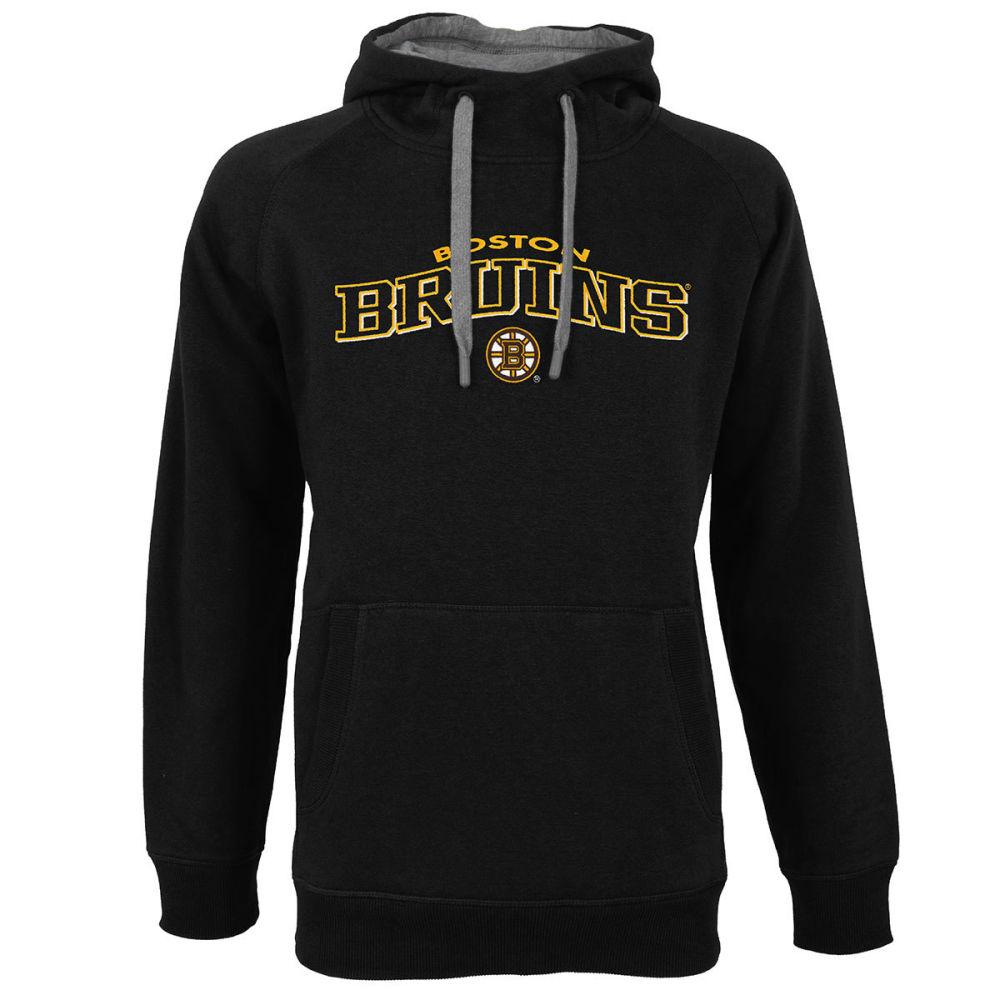 BOSTON BRUINS Men's Victory Pullover Hoodie - BLACK