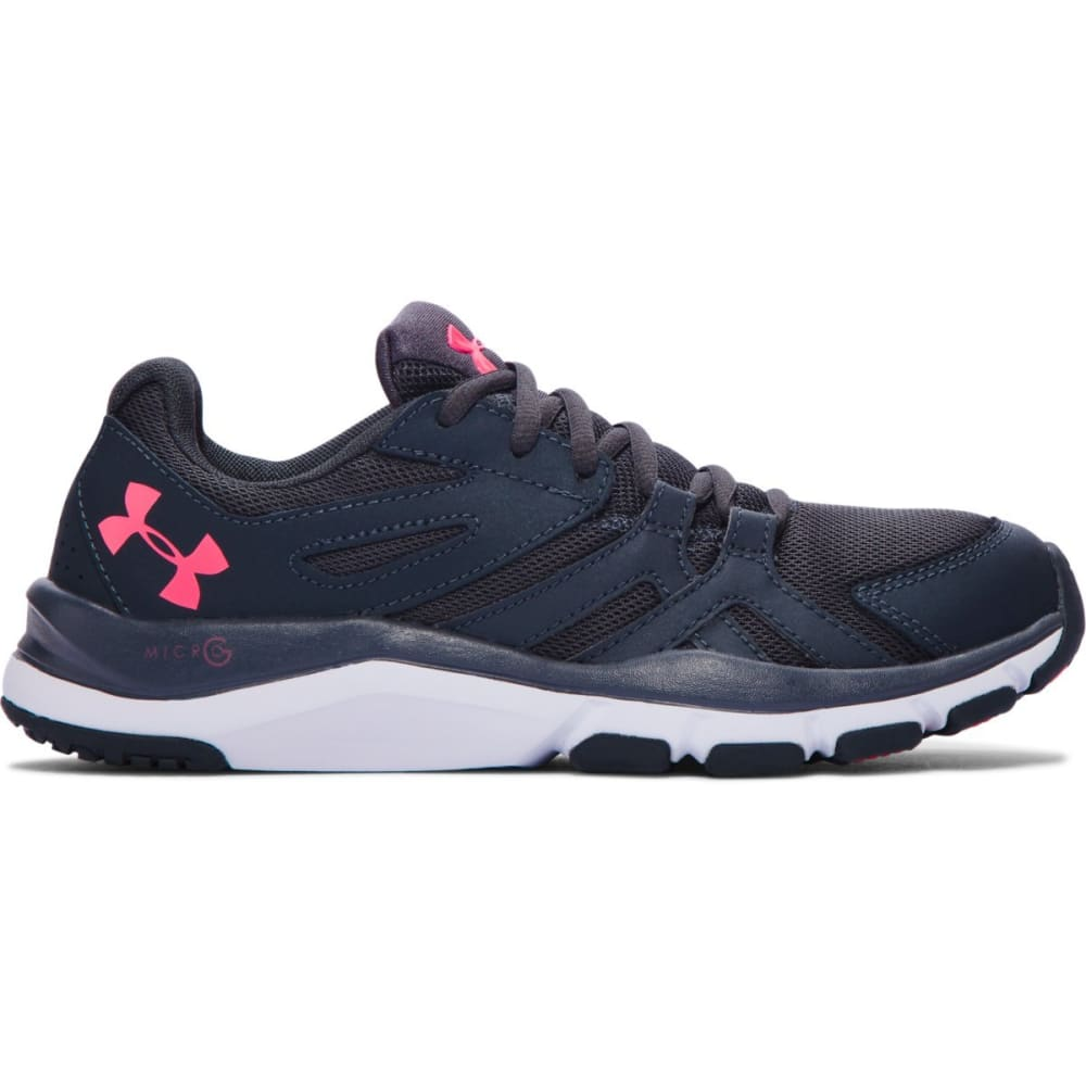 UNDER ARMOUR Women's Strive 6 Training Shoes - GREY-008