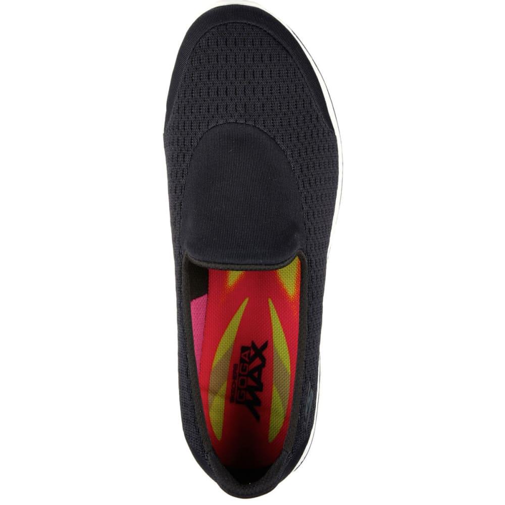 SKECHERS Women's GOwalk 4 – Pursuit Sneakers - BLACK