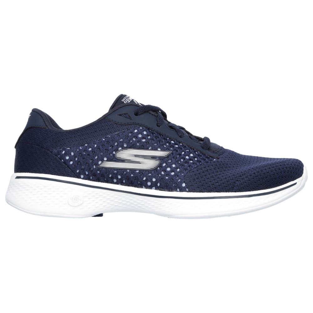 SKECHERS Women's GOwalk 4 – Pursuit Sneakers - BLUE