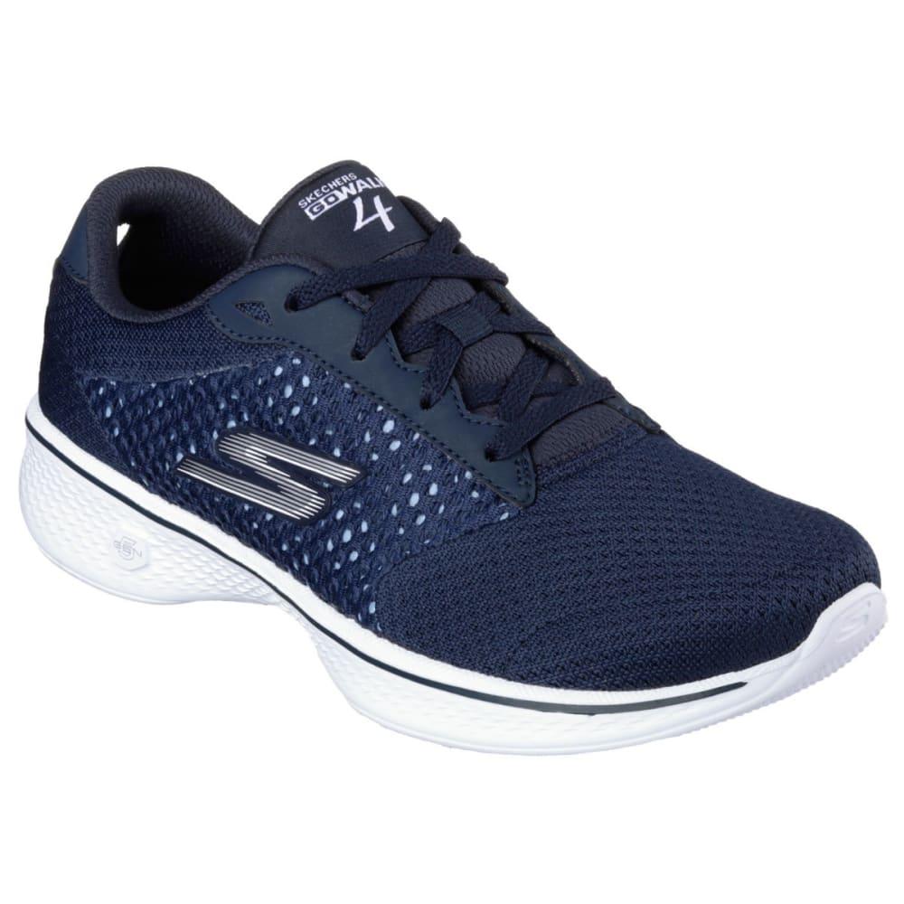 SKECHERS Women's GOwalk 4 – Pursuit Sneakers - BLUE