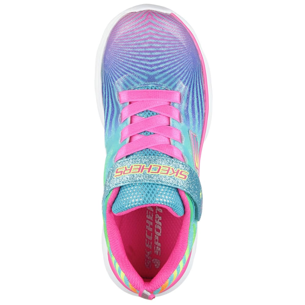 SKECHERS Girls' Pepsters – Colorbeam Sneakers - MULTI