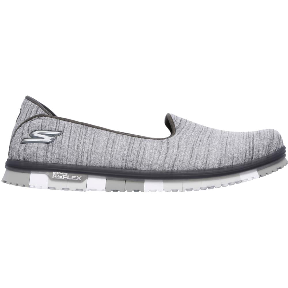 SKECHERS Women's Go Mini-Flex Walk Shoes - GREY