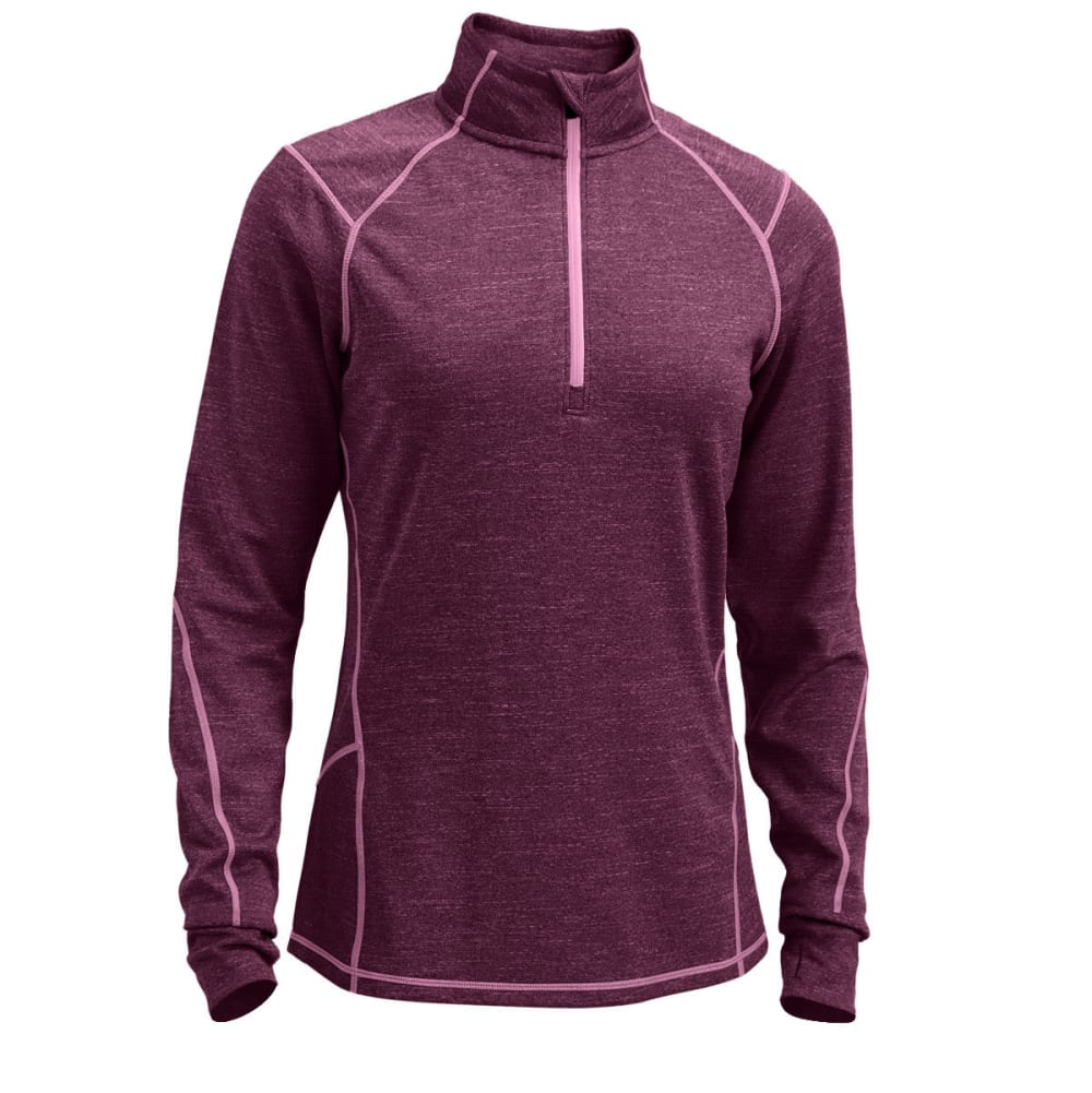 EMS Women's Techwick Dual Thermo  1/4 Zip XS