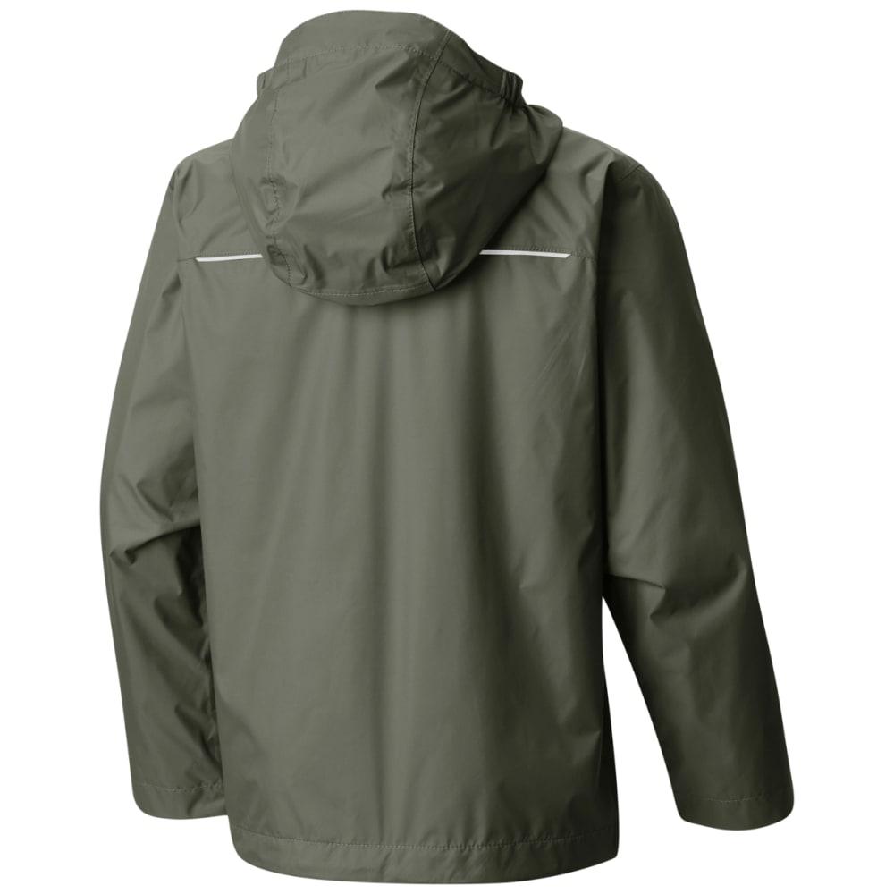 COLUMBIA Boys' Watertight Jacket - CYPRESS VOLT -317