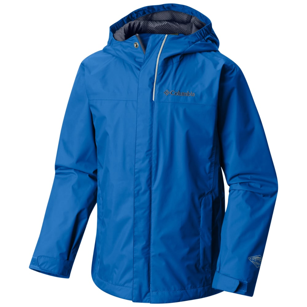 COLUMBIA Boys' Watertight Jacket - 439-SUPER BLUE