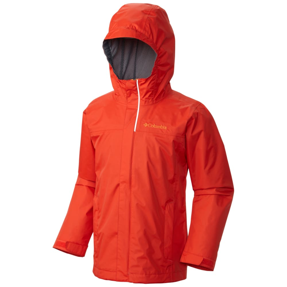 COLUMBIA Boys' Watertight Jacket - 845-SUPER SONIC