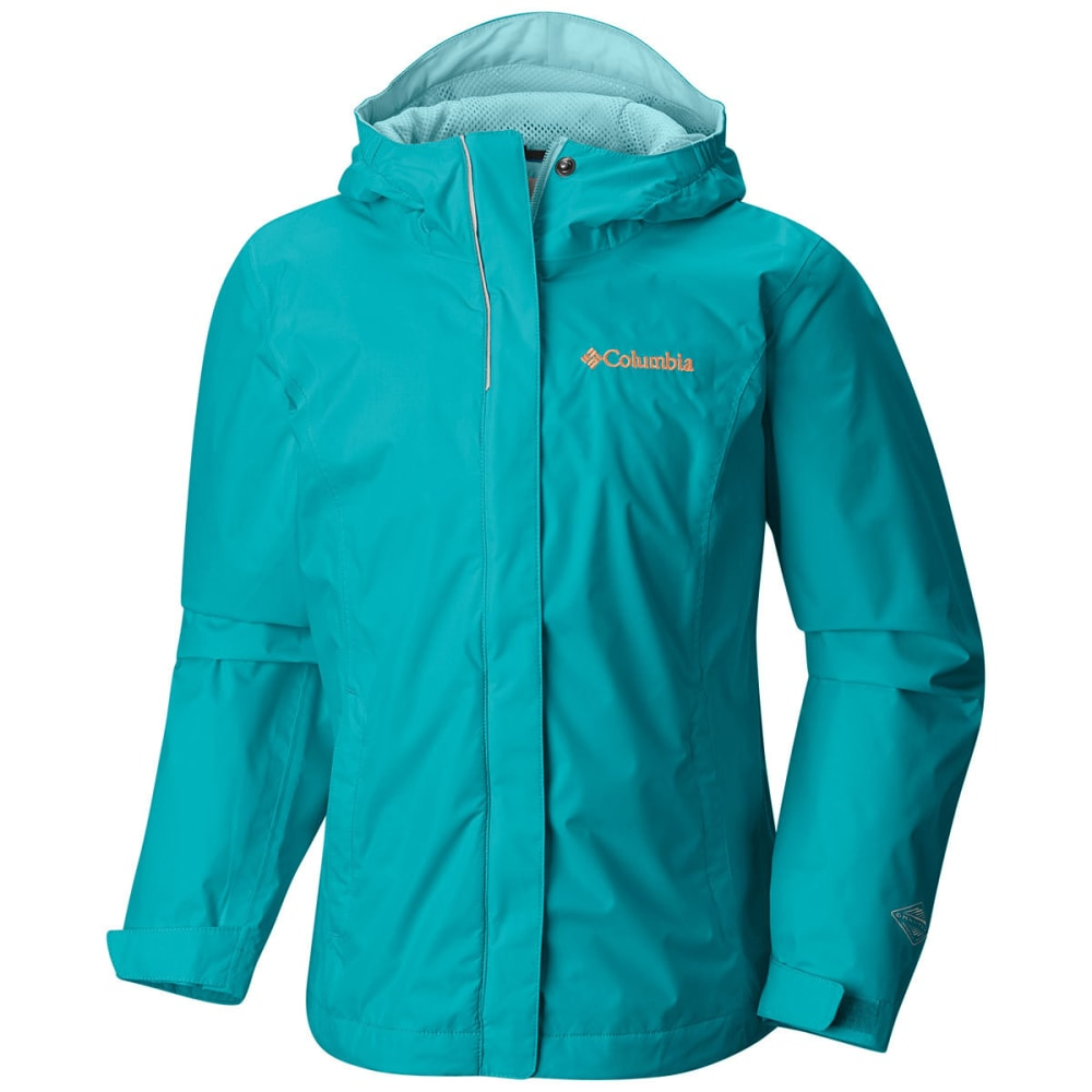 COLUMBIA Big Girls' Arcadia Jacket - 732-GEYSER