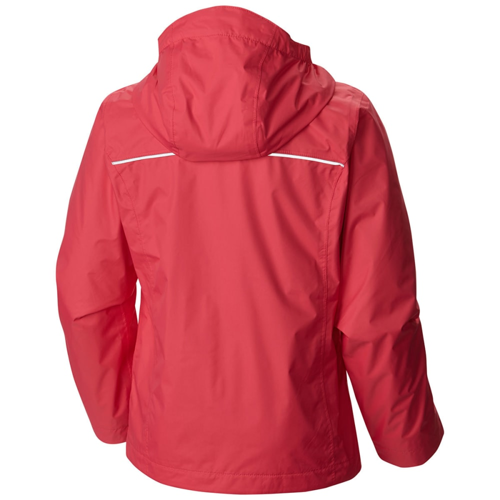 COLUMBIA Big Girls' Arcadia Jacket - 673-BRIGHT GERANIUM