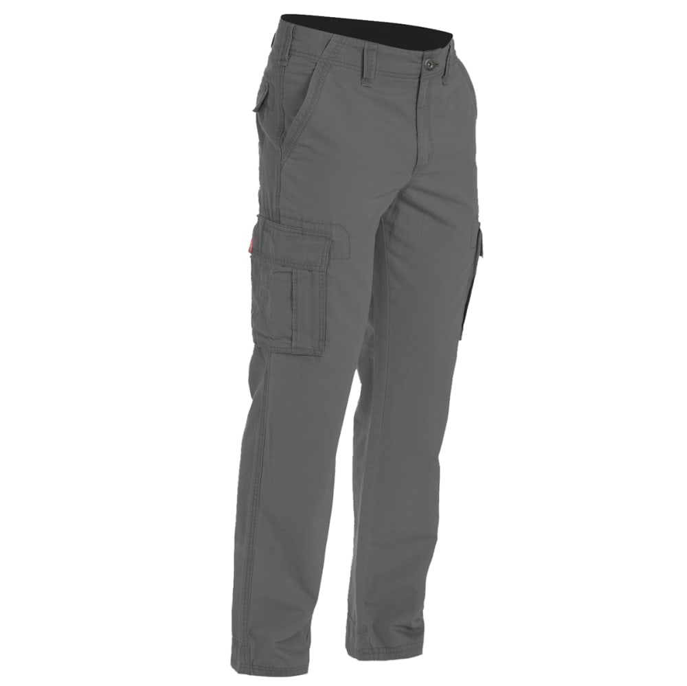 Ems(R) Men's Dockworker Cargo Pants - Black, 30/R