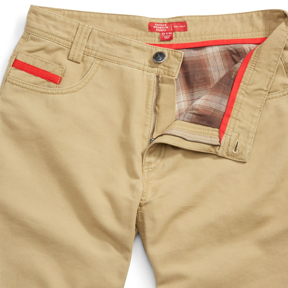 EMS® Men's Ranger Flannel-Lined Pants - KELP
