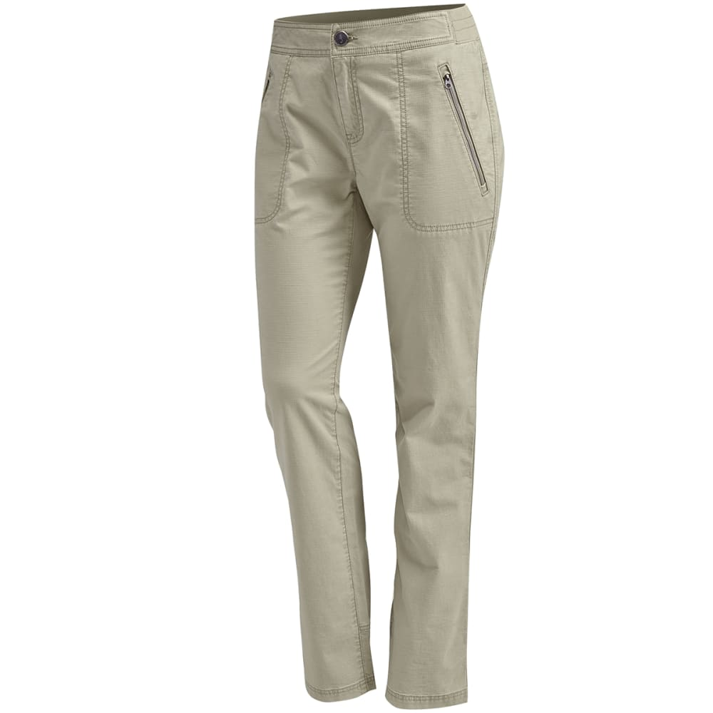 EMS Women's Berkshires Cotton Pants - FOSSIL