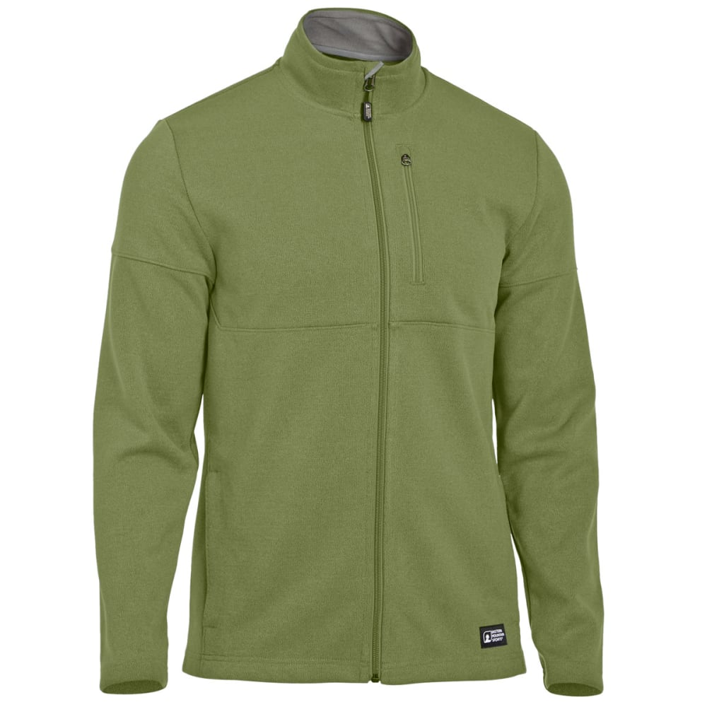 Ems(R) Men's All Mountain Full Zip - Green, S