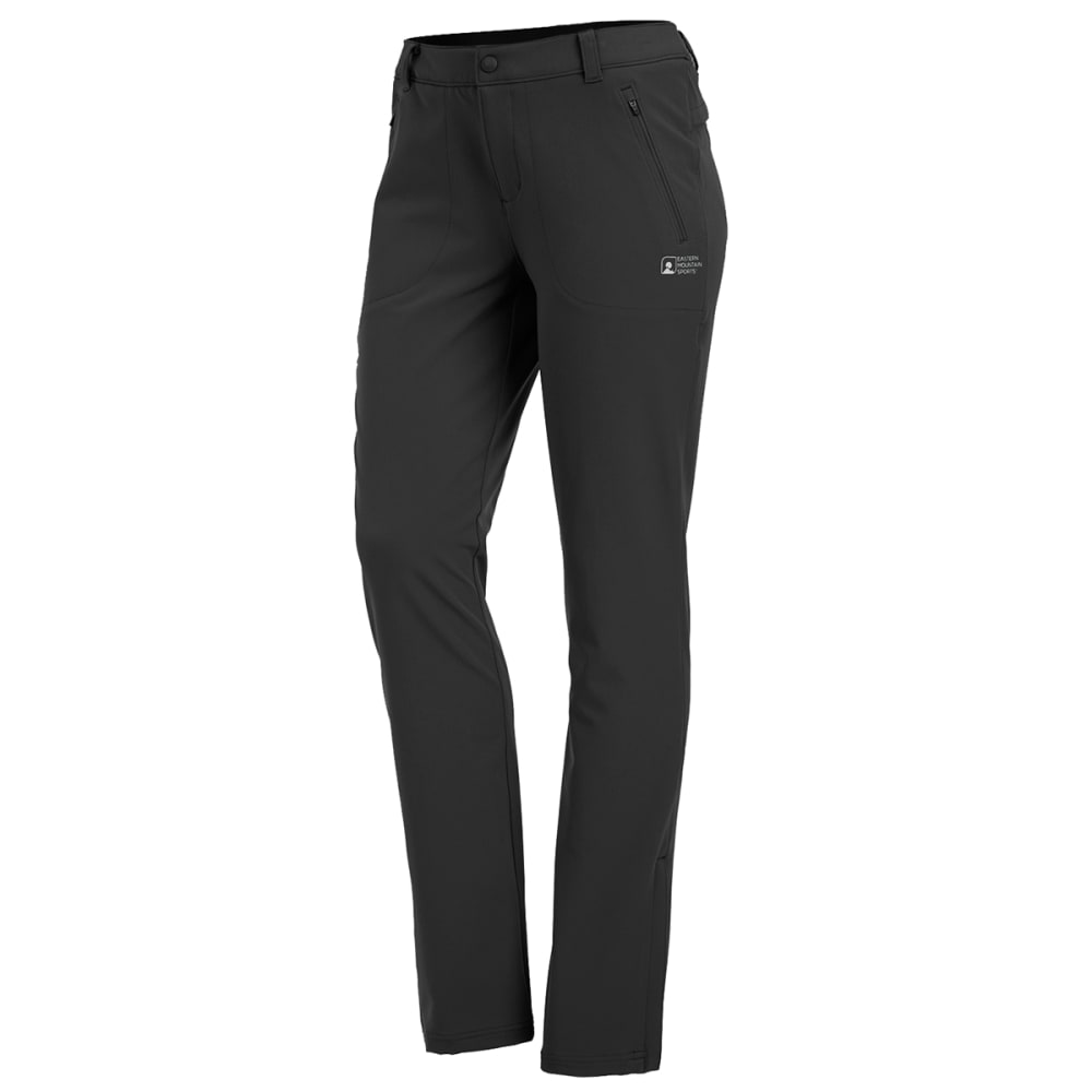 Ems(R) Women's Empress Soft Shell Pants - Black, 2
