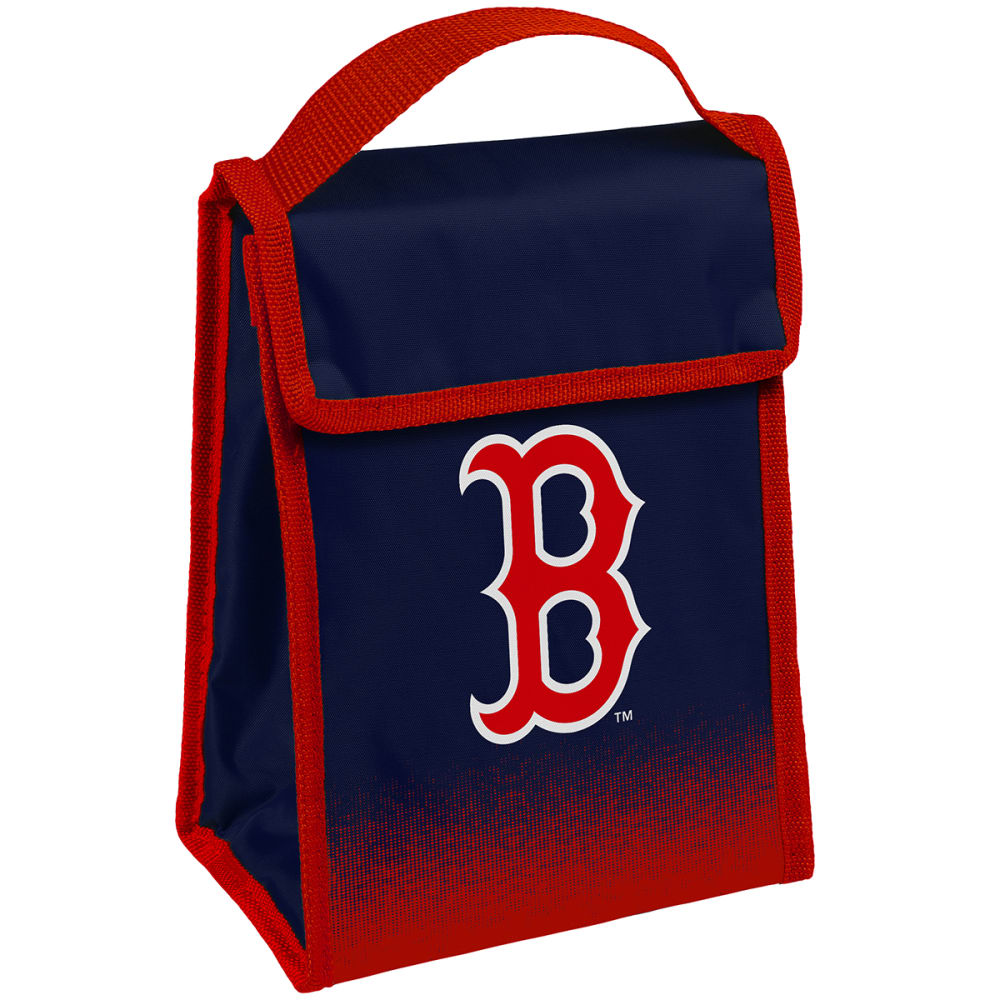 BOSTON RED SOX Gradient Velcro Lunch Bag - NAVY