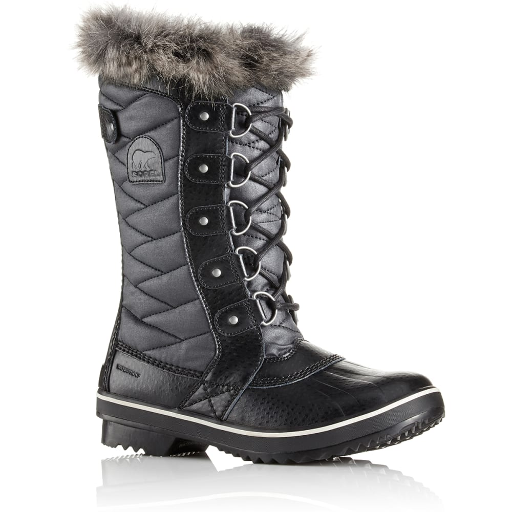 SOREL Women's Tofino II Boots, Black 6