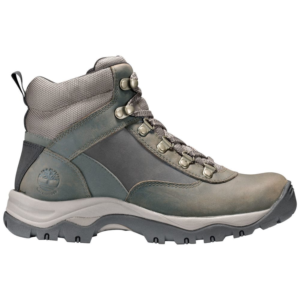 TIMBERLAND Women's Keele Ridge Oiled Waterproof Hiking Boots - PEWTER OILED