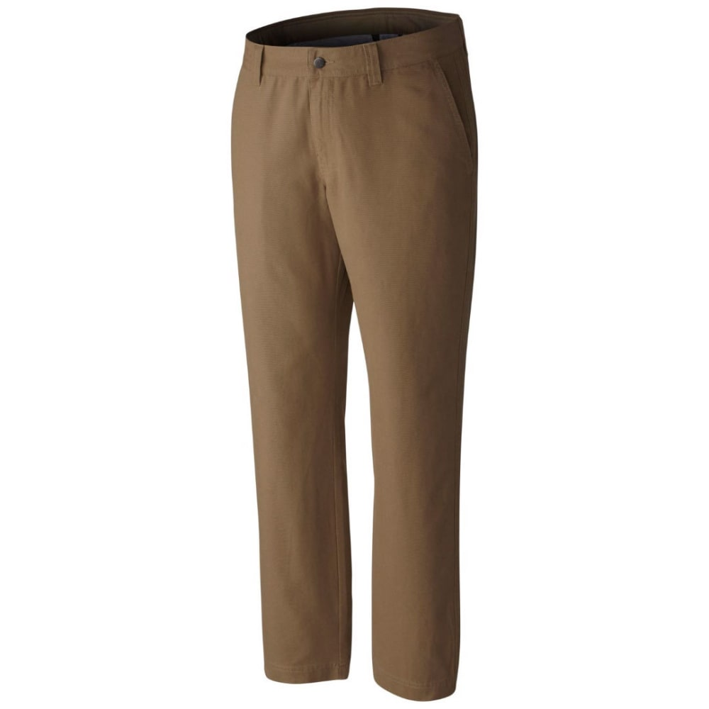 Columbia Men's Roc Ii Pants - Brown, 34/30