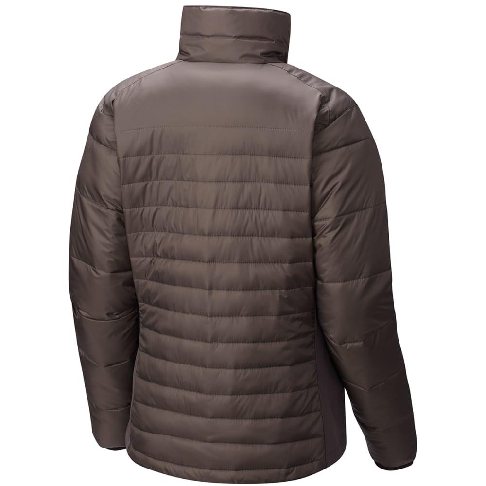 COLUMBIA Women's Powder Pillow Hybrid Jacket - 981-MINESHAFT