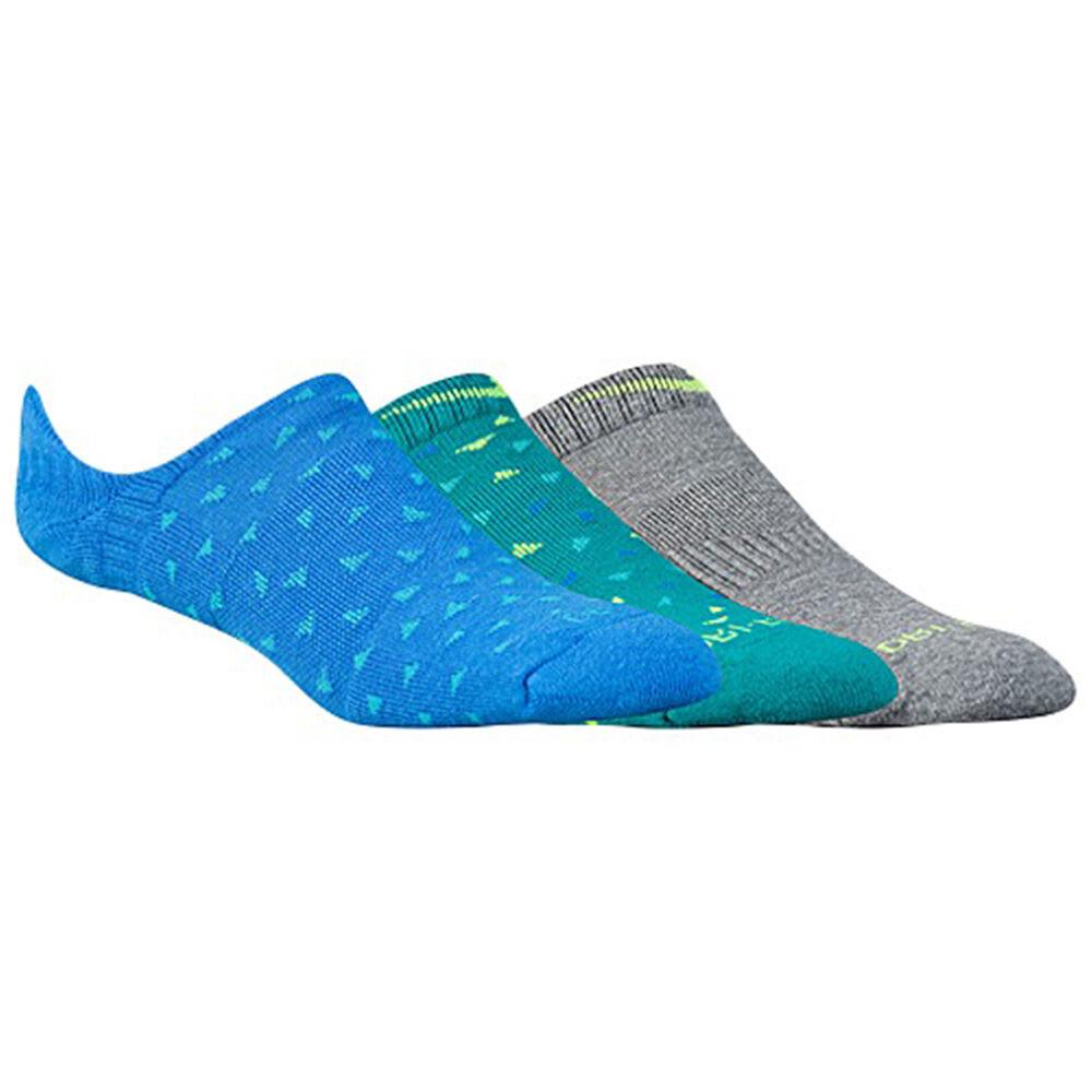 NIKE Women's Dri-FIT Lightweight No-Show Running Socks, 3 Pack - ASST 902