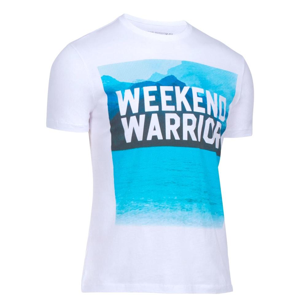 OCEAN CURRENT Guys' Weekend Warrior Tee - WHITE