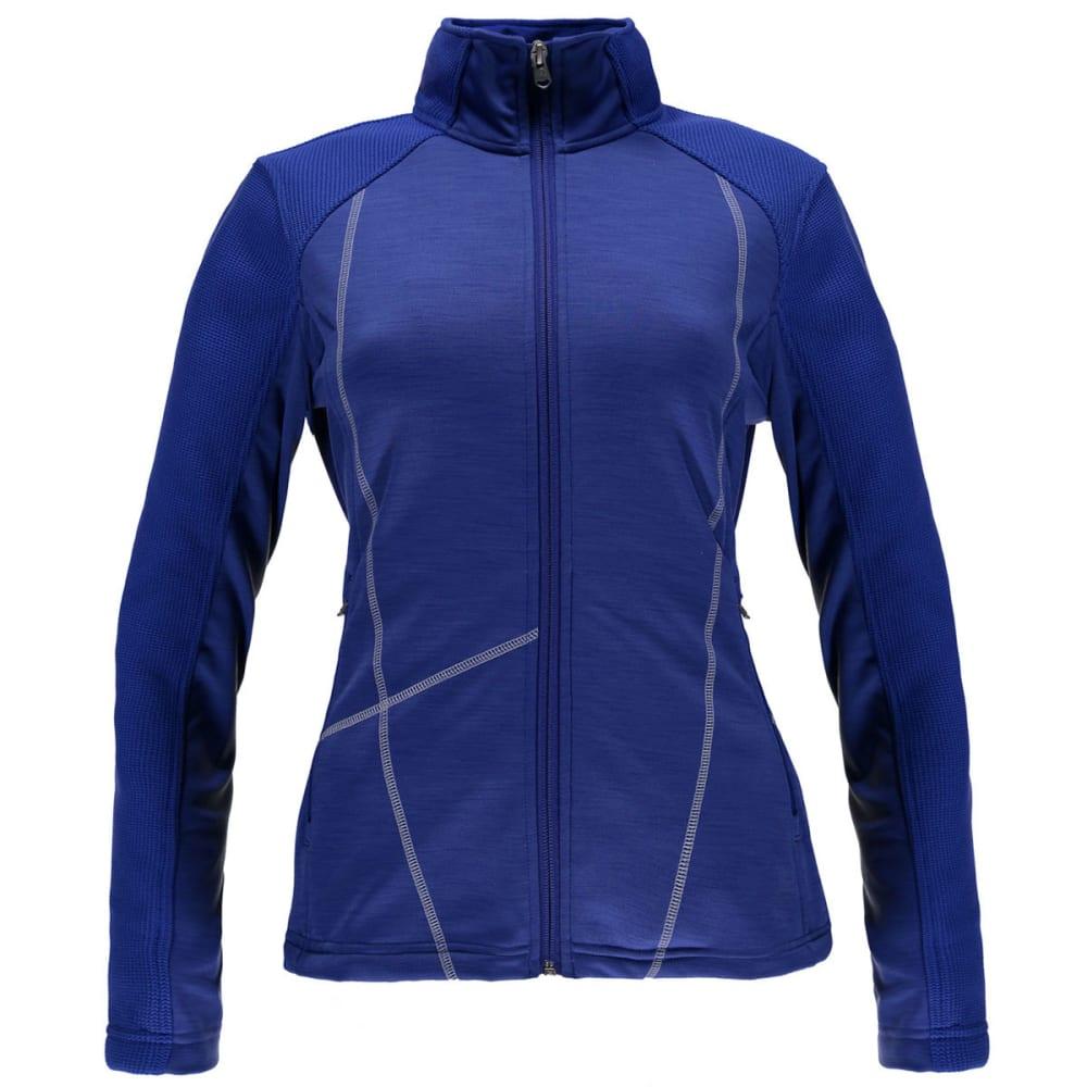 SPYDER Women's Bandita Stryke Jacket - 461-BLING/WHT